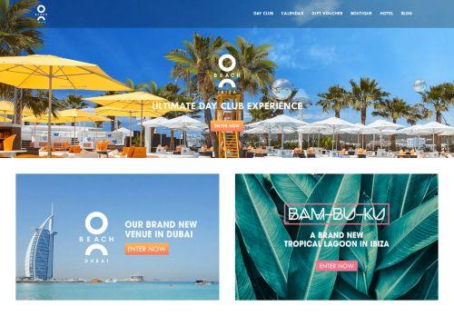 O Beach Club Ibiza