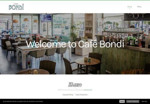 Cafe Bondi Ibiza