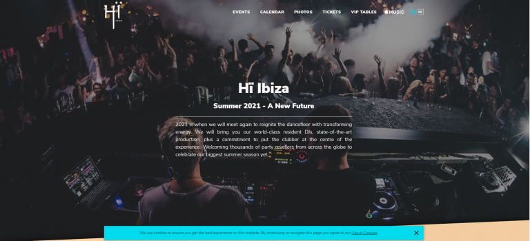 Hï Ibiza (formerly known as Space Nightclub) - Playa d'en Bossa